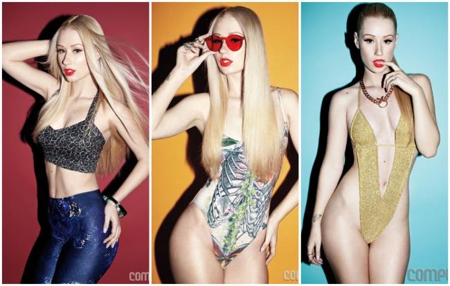 Iggy Top Model >> Photoshoots y carrera como modelo Iggy-azalea